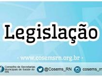 Legislação banner.