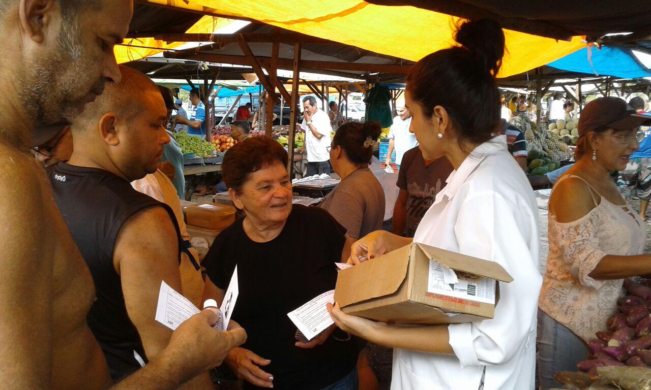 Resultado de imagem para feira livre do Planalto em natal