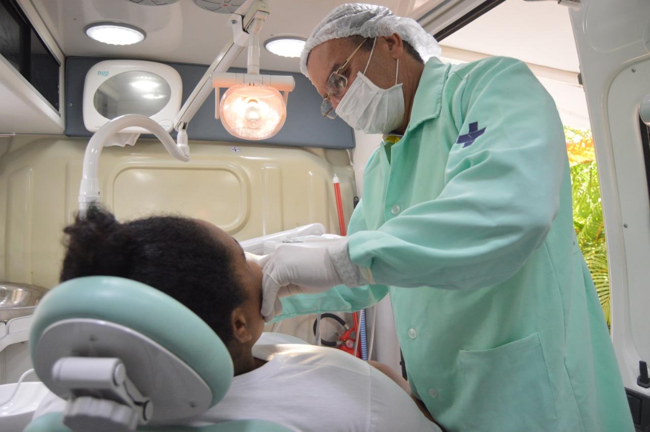 Natal promove mais de 120 mil atendimentos em saúde bucal