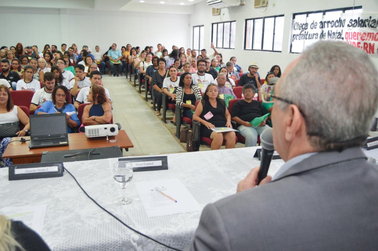 Natal: Distrito Sanitário Norte II discute otimização dos serviços em Pré-Conferência Distrital