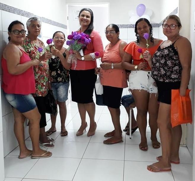 Março Lilás leva diversas ações de promoção à saúde da mulher em Natal
