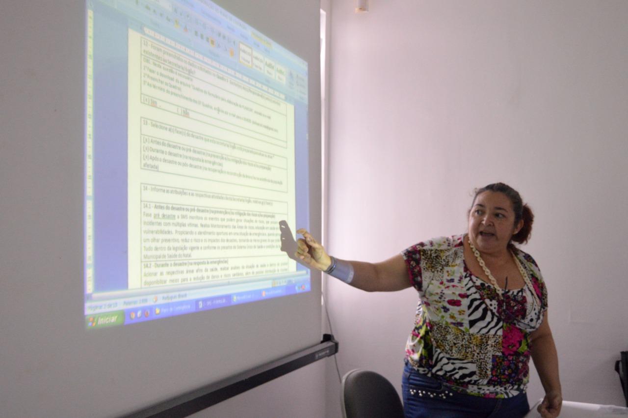 Natal: Vigilância em Saúde discuteelaboração do Plano de Contingência da Saúde