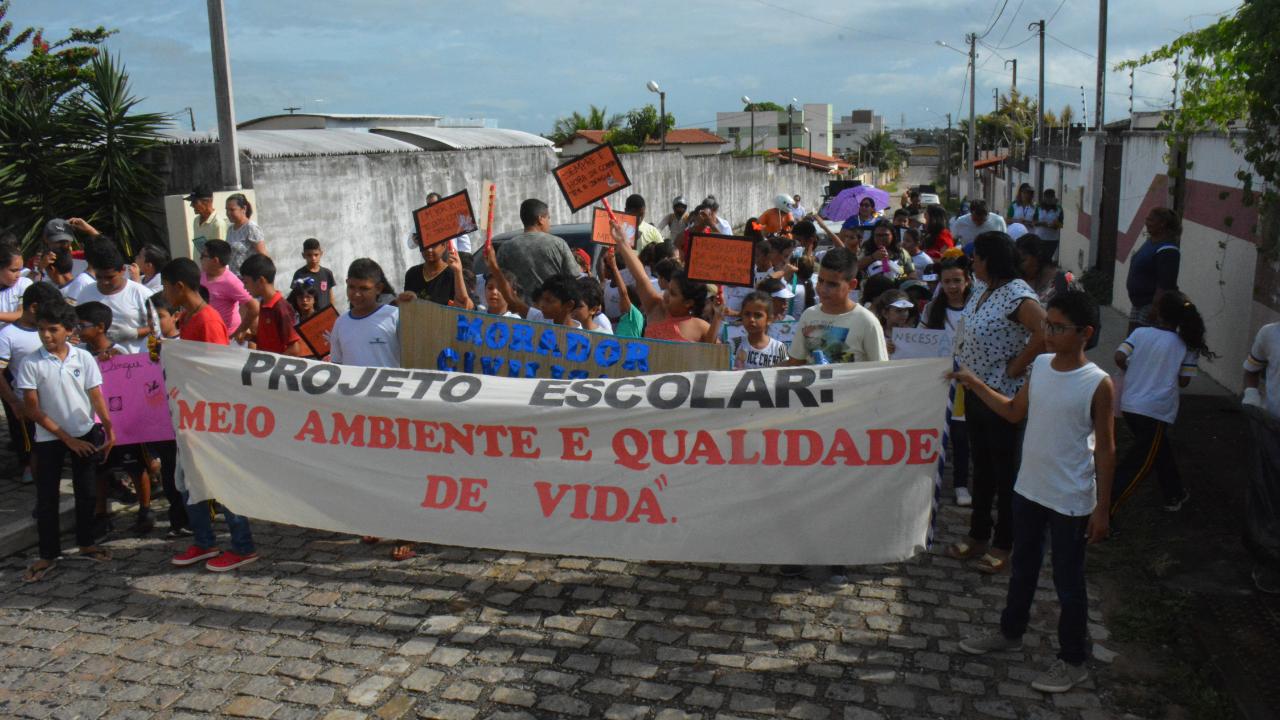 Parnamirim: UBS de Cajupiranga e Escola Edmo Pinheiro se unem contra o Aedes Aegypti