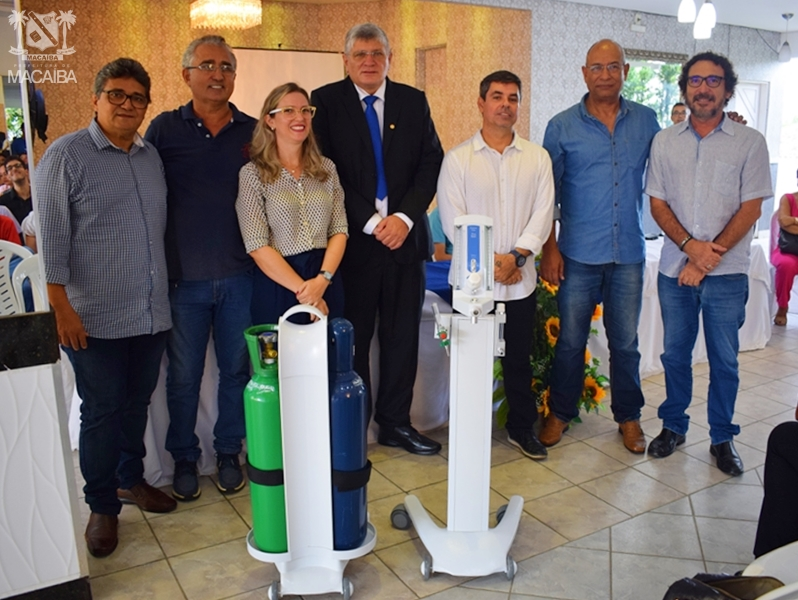 Macaíba conta com novo equipamento de saúde bucal