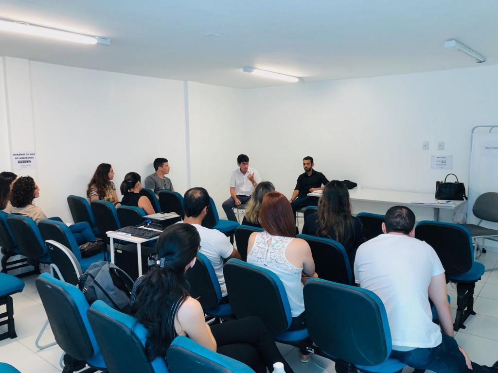 Natal: Farmacêuticos da rede municipal de saúde discutem otimização dos serviços