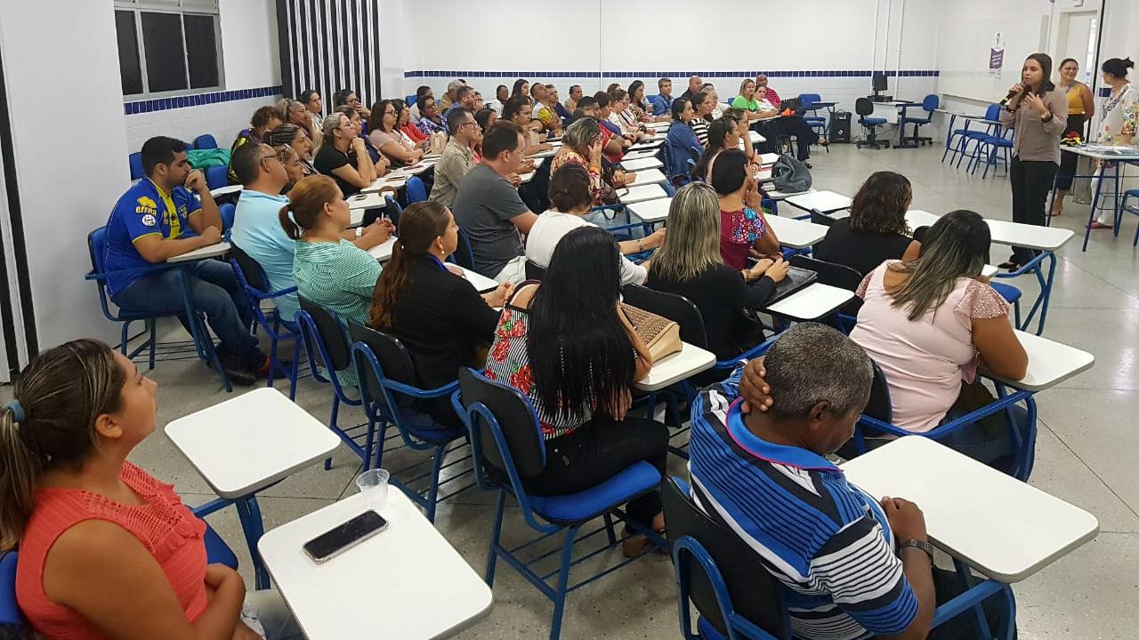 Saúde de Parnamirim promove 2ª etapa de formação para servidores da atenção básica