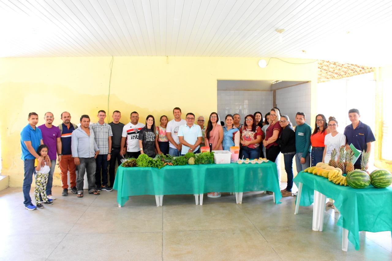 Campo Redondo: Conselho Municipal de Saúde realiza Reunião Ampliada sobre Segurança Alimentar e Nutricional
