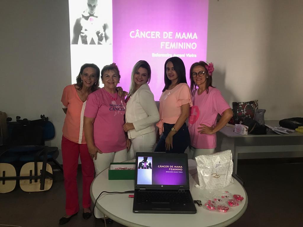 Natal: Secretaria Municipal de Saúde promove discussões sobre câncer de mama