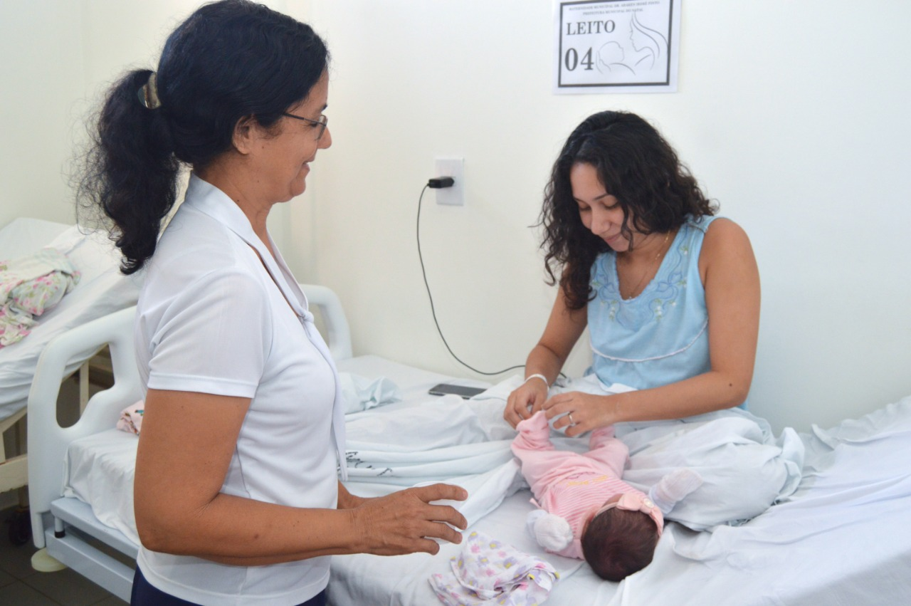 NATAL: Maternidade Araken Pinto oferece teste da orelhinha para a população