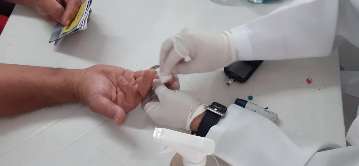 Secretaria Municipal de Saúde de Natal oferta diversas atividades em alusão ao Dia Mundial de Combate ao Diabetes