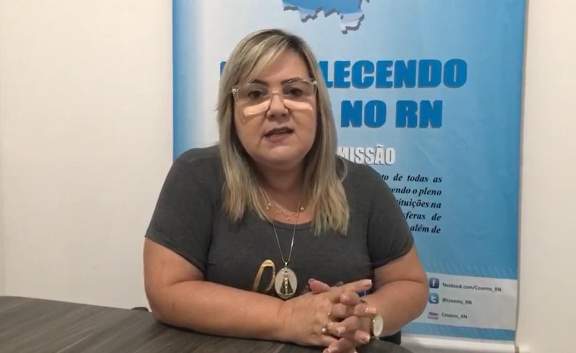 Cosems e Sesap pactuam inclusão de profissionais do SUAS no público-alvo prioritário de vacinação contra a Covid