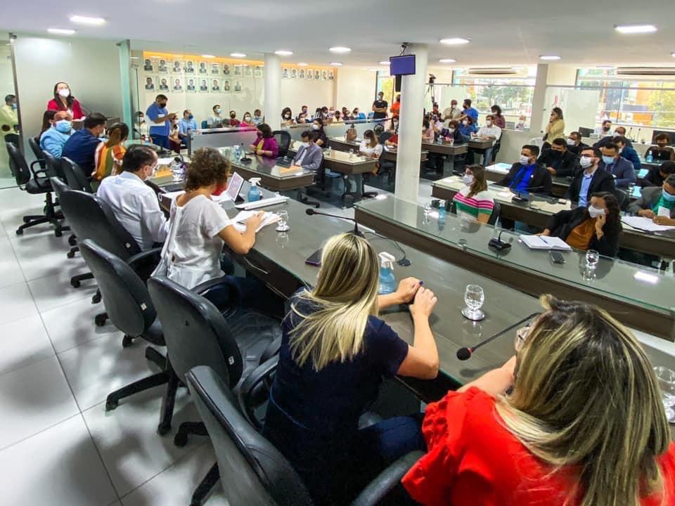 Cosems-RN integra debates sobre Hospital da Mulher e regionalização em audiência pública da Assembleia Legislativa em Mossoró